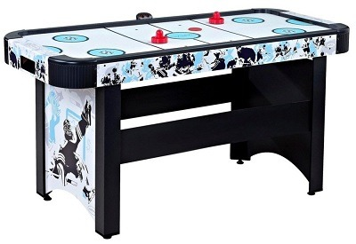 Harvil 5ft Air Hockey Table With Electronic Scoring Best