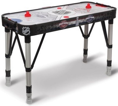54 NHL Adjust And Store Hover Air Hockey Table