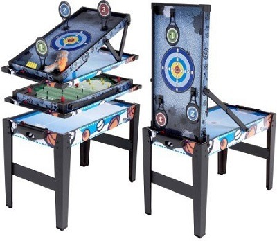 Md Sports 36 4 In 1 Multi Game Combo Table Best Air