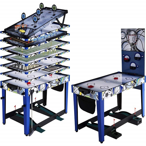 Md Sports 48 Inch 13 In 1 Combo Multi Game Table Best