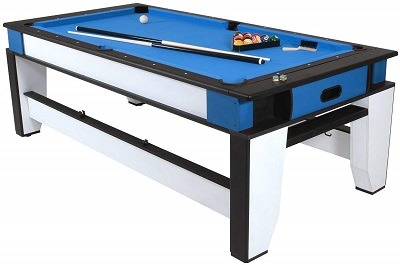 Playcraft Double Play 2 In 1 Multi Game Table Best Air