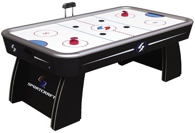 Sportcraft Air Hockey Table Best Air Hockey Table - Sportcraft 7ft pool table review