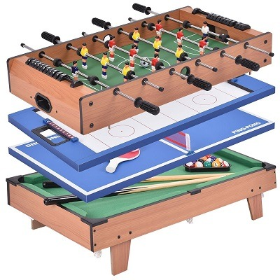 f6a91e678bdf5 Air Hockey Multi Game Table (pool-foosball-ping pong-tennis)