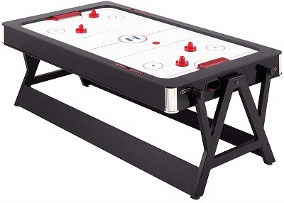 Harvard Pool Table Air Hockey Combo