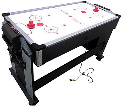 Playcraft 2 In 1 Pool And Air Hockey Table