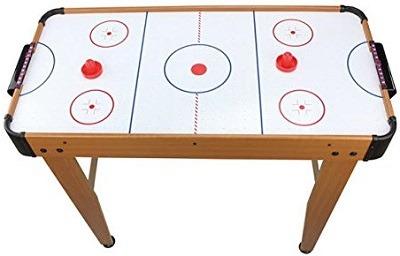 Real Wood Games Air Hockey Table