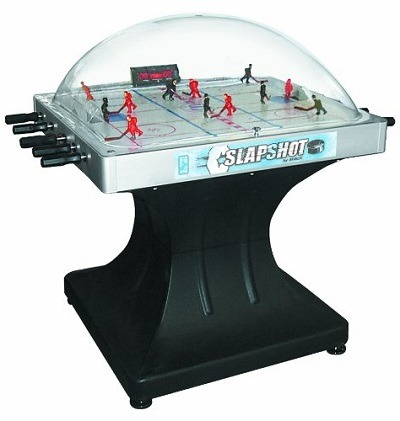 Shelti Blue Line Slapshot Best Air Hockey Table